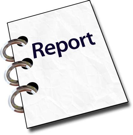 How do we write report
